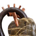Atelier Lorenzo : photo du Coeur de pierre